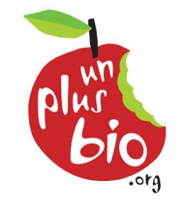 logo de l'association Un Plus Bio