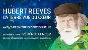Affiche film Hubert Reeves