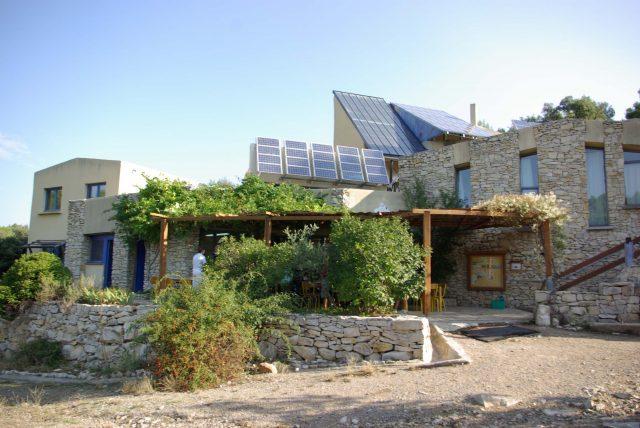 L'écogîte du Loubatas, Centre permanentd'initiation à la forêt provençale