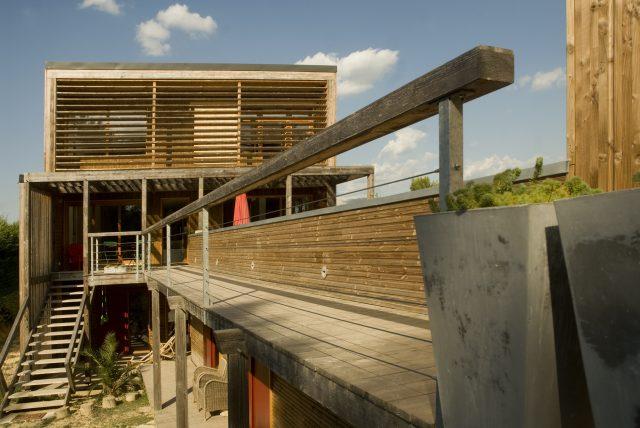Architectes Solari & Associés - Photo Didier Nadeau