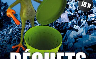conférence déchets par Bio-sphère