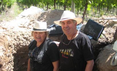 Lydia et Claude Bourguignon, spécialistes des sols