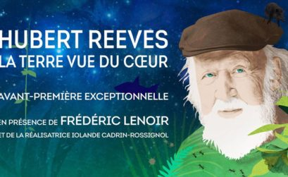 Affiche film Hubert Reeves
