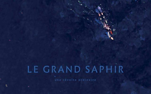 affiche film le Grand Saphyr