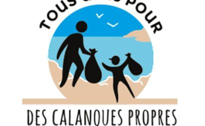 affiche Calanques Propres