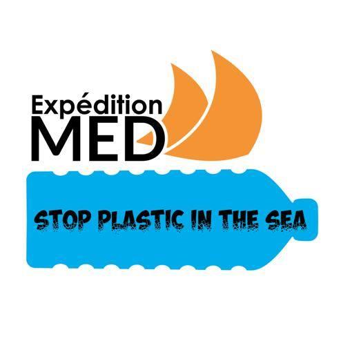 Expédition MED contre les déchets plastique en mer