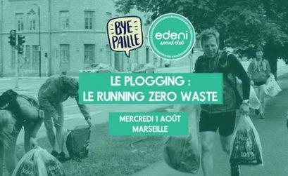 plogging à Marseille