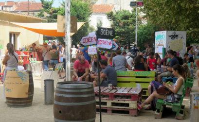Village des alternatives à Marseille