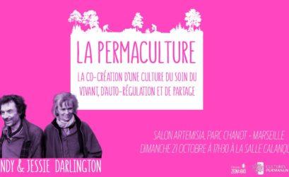 Conférence des Darlington avec Cultures Permanentes