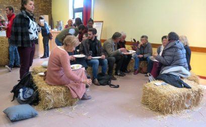 Alimentation méditerranéenne au menu du Forum PNR Luberon
