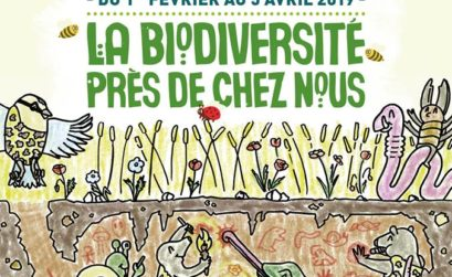 la biodiversité, thème du concours de dessin de la SPAP 2019