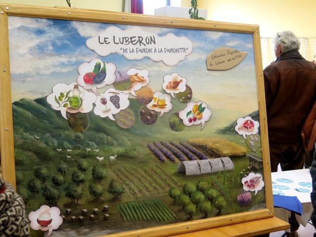 Le CTE Luberon Lure et l'agriculture et l'alimentation