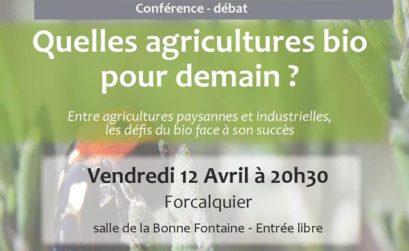 Demain, quelles agricultures bio ?