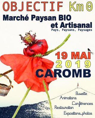 Fête paysanne 2019 à Caromb