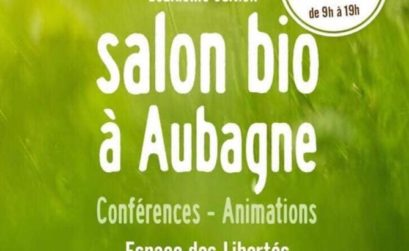 Salon bio Aubagne