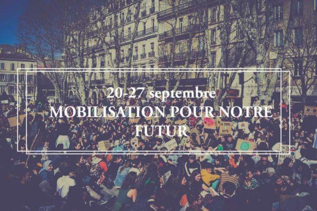 3e grève pour le climat
