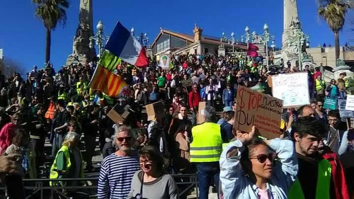 marches mondiales pour le climat septembre 2019
