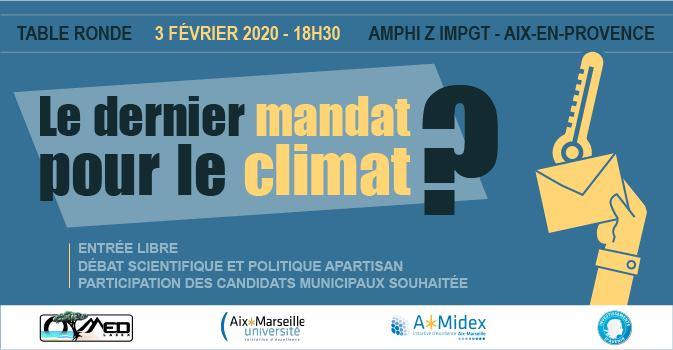 dernier mandat pour le climat