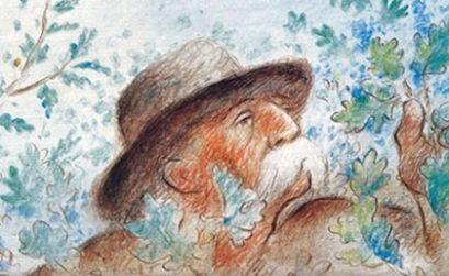 L'homme qui plantait des arbres, film tiré du livre de J Giono