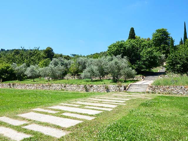jardin de la Thomassine
