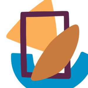 Vitrolles en transition logo