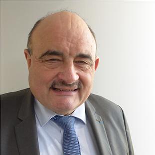 André Bernard pdt ch régionale agriculture