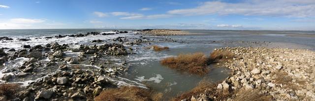 l'érosion littorale