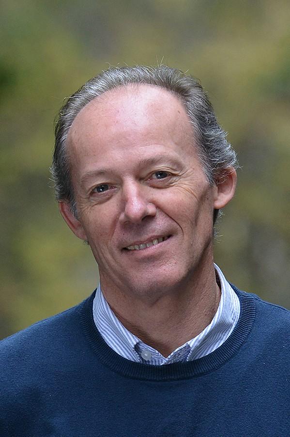 Jean Jalbert directeur de la Tour du Valat