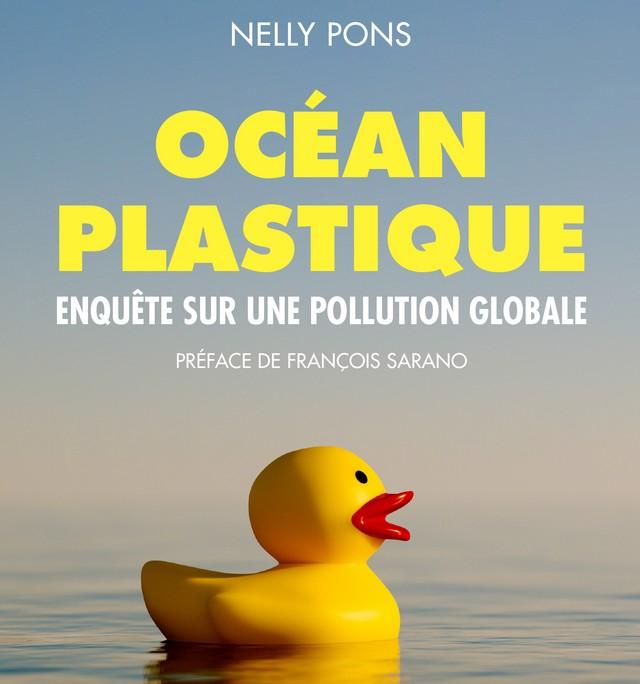 couverture du livre Ocean plastique