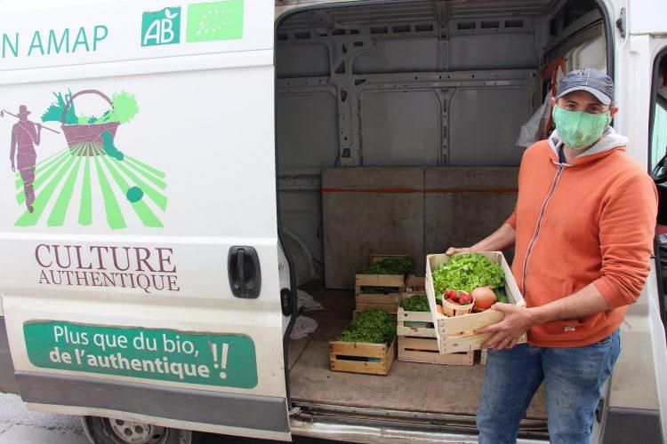paniers partagés du Pays d'Arles 2e opération