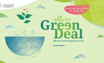 Hackathon pour une Europe verte