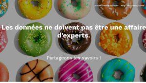 image Donut Marseille pour le hack4nature