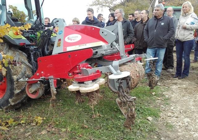 Zero herbicides en Luberon