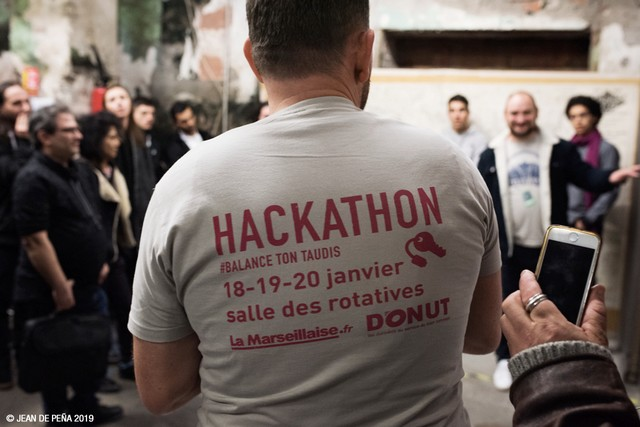 Donut organise le Hack4Nature