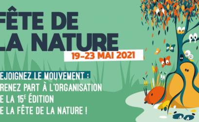 Mai 2021 la Fête de la Nature
