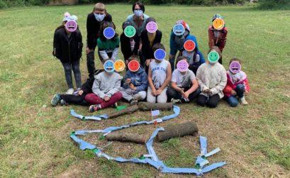 les jeunes vont nettoyer les cours d'eau en Luberon