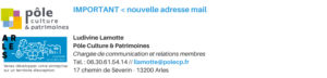 logo Pôle Culture et Patrimoines Pays d'Arles