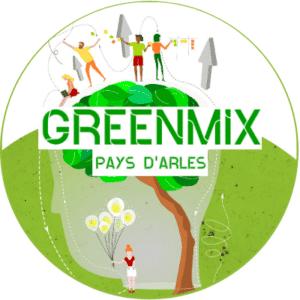 logo Greenmix Arles