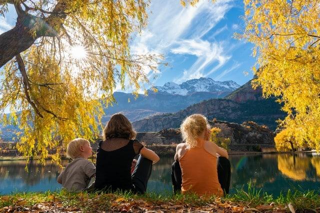 tourisme au Parc des Ecrins