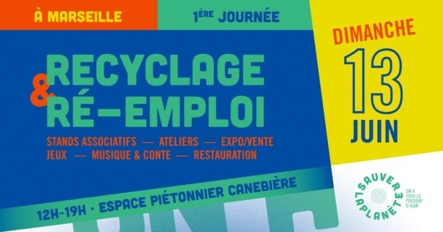 Marseille recycle dimanche