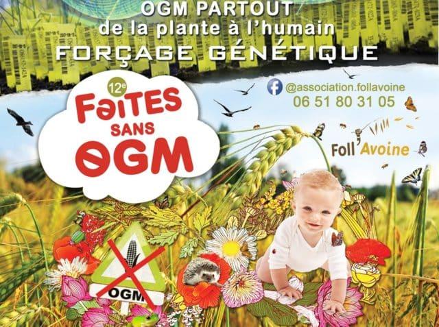 12e Faîtes sans OGM