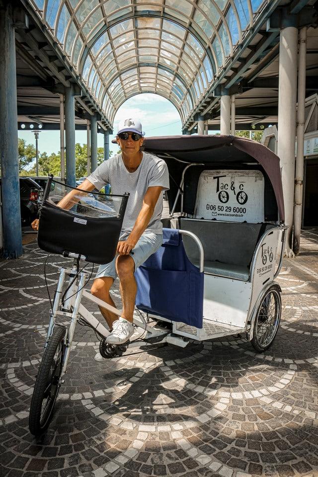 les vélos transporteurs d'Arles