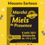 fête du miel Mouans Sartoux