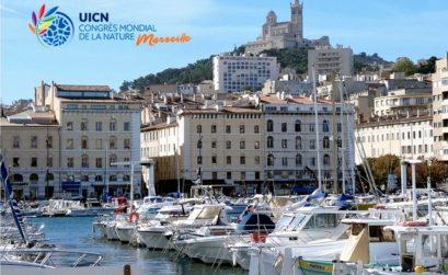 Congrès Mondial de la Nature à Marseille