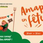les AMAP fêtent leurs 20 ans