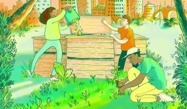 Faites du compost pour tous