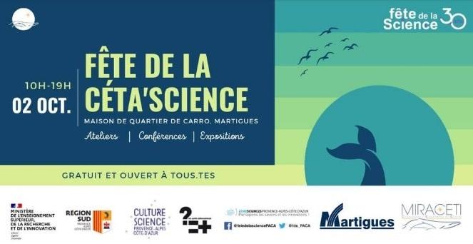 Ceta science à Martigues