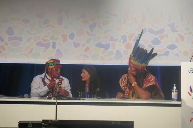 pas de conflits pour les autochtones
