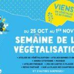 semaine végétalisation Marseille