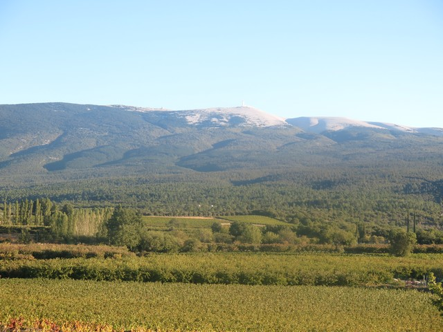 le Ventoux géant de Provence